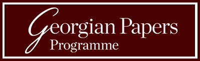 Georgian Papers Programme logo