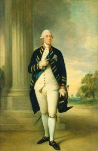 painting of Thomas Gainsborough