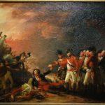 Garrison of Gibraltar by John Trumbell
