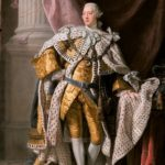 George III's coronation portrait by Allan Ramsay