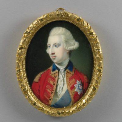 William Henry, Duke of Gloucester, by Richard Crosse. RCIN 420120